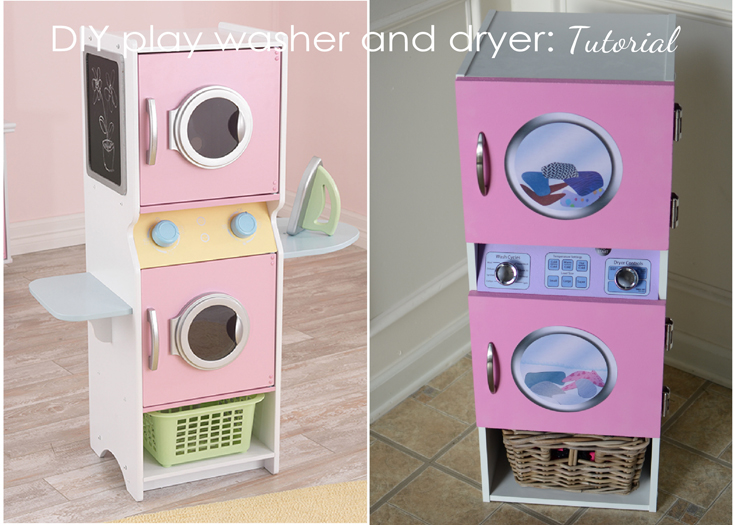 tutorial  a play washer and dryer for my daughter  u2013 party